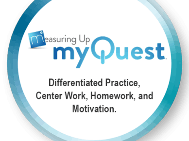 Measuring Up MyQuest