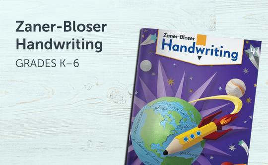ZB Handwriting & La Escritura