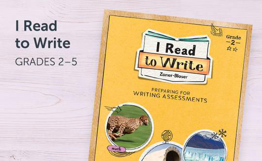 I Read To Write