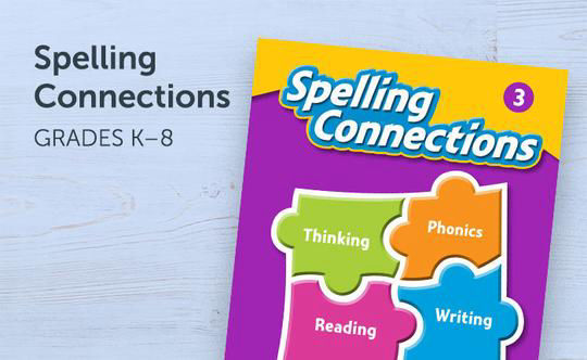Spelling Connections - TEXAS