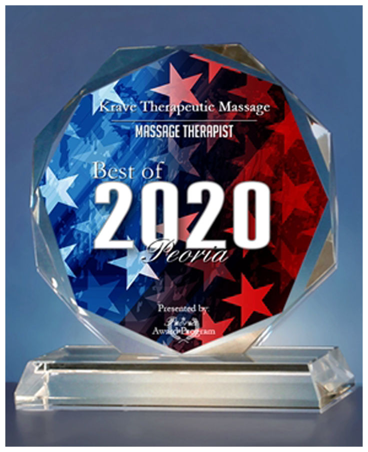 Best of 2020 Peoria Massage Therapy