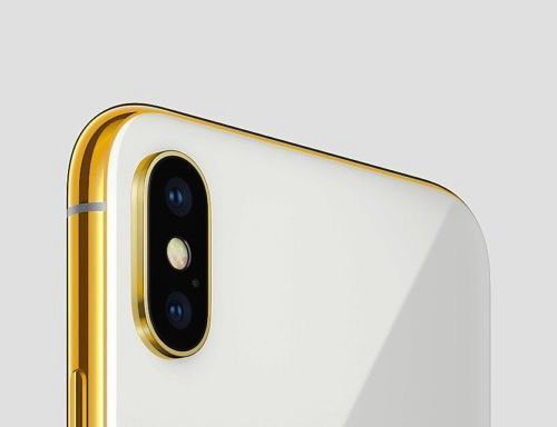 iphone 24K gold plating kit, 24K Gold plated iphone