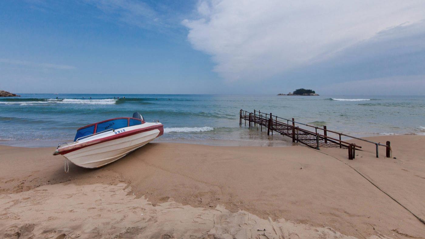 기사문 해변