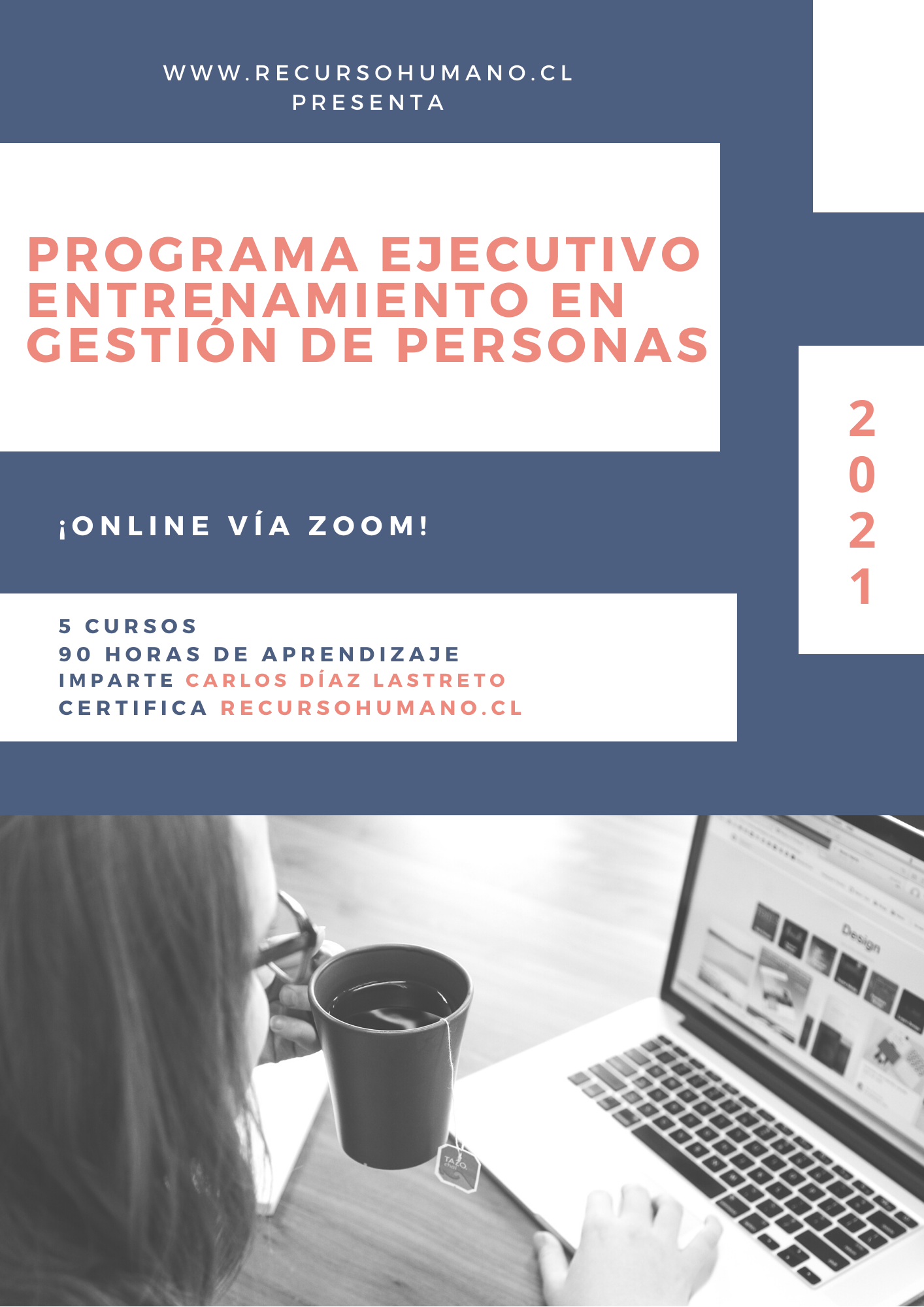 Programa ejecutivo entrenamiento en gestión de personas